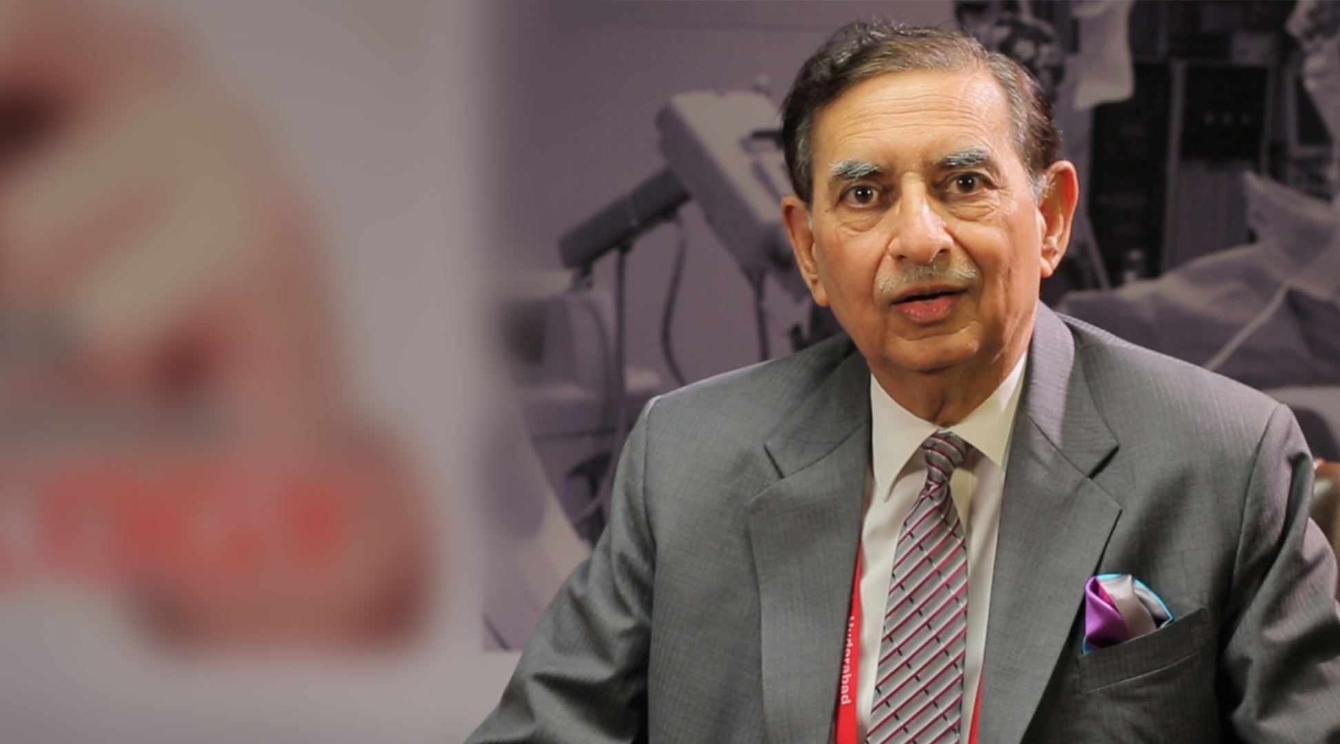 Dr. K K Sethi Leading Cardiologist Chairman and Managing Director of Cardiology at Delhi Heart and Lung institute New Delhi on TheRightDoctors.Com An Overview on Revolutionary Therapy For Common Disorders Counterpoint