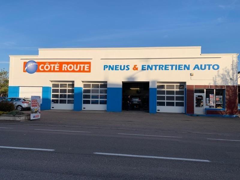 garage Coté Route
