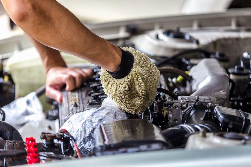 décalaminage du moteur essence
