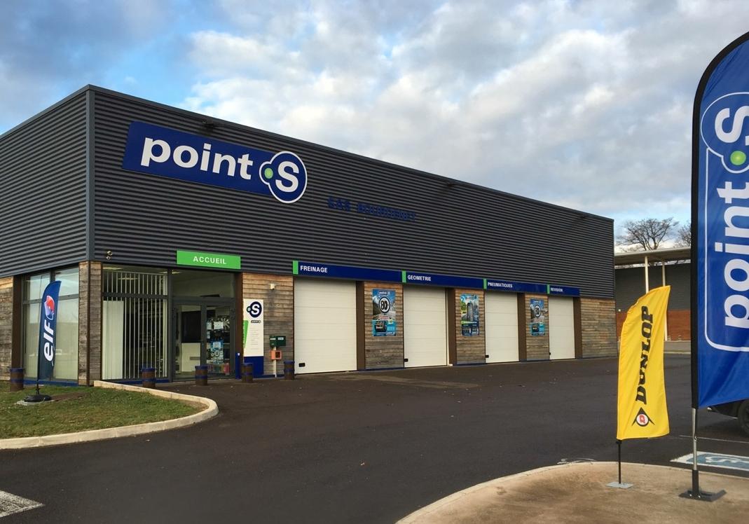 centre auto point-s