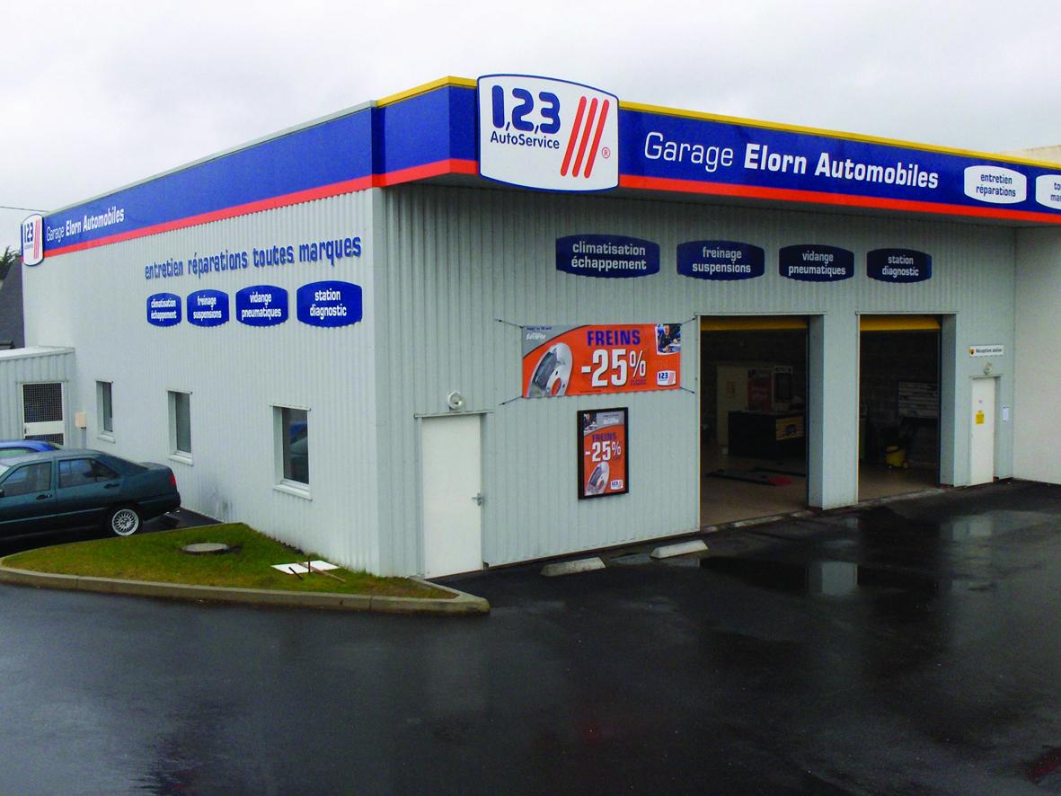 garages 123 autoservice