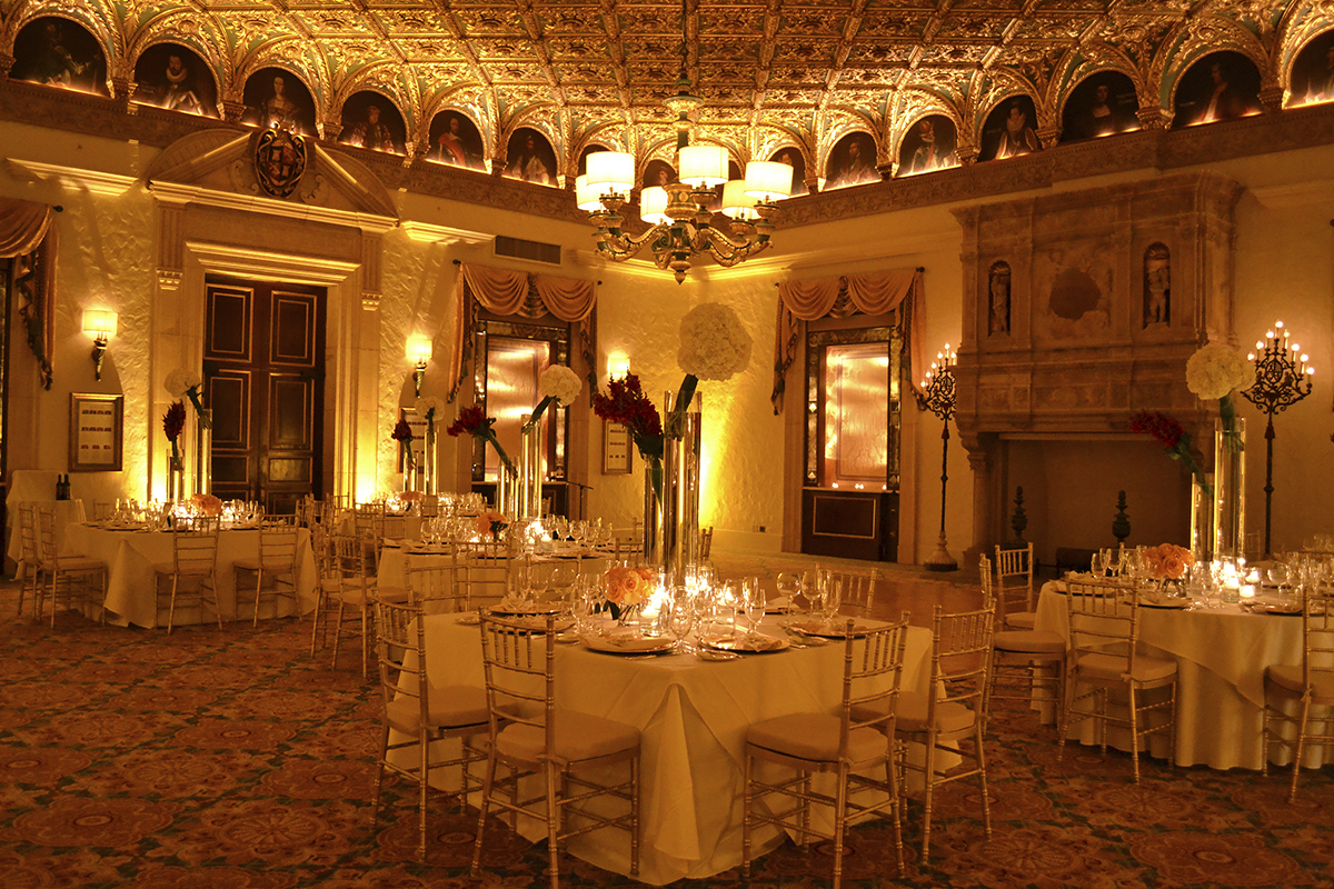 Gold Room at The Breakers