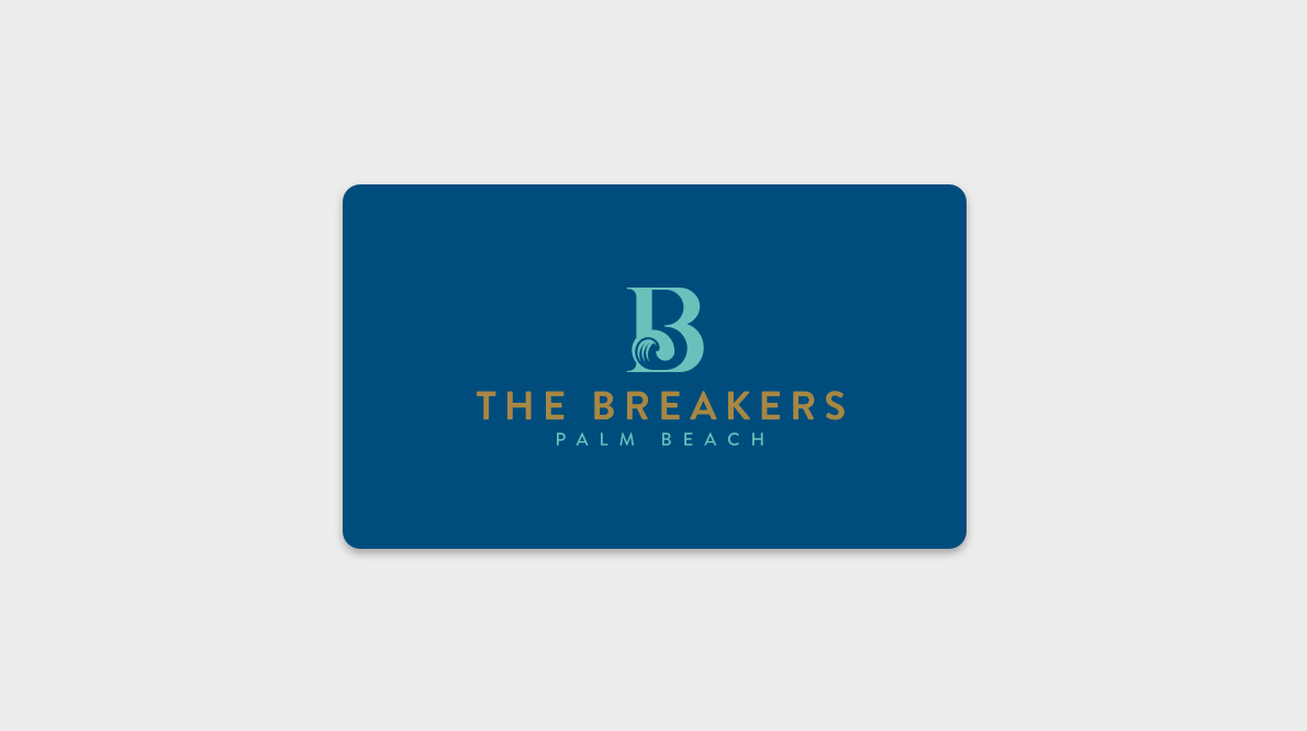 The Breakers Gift Card