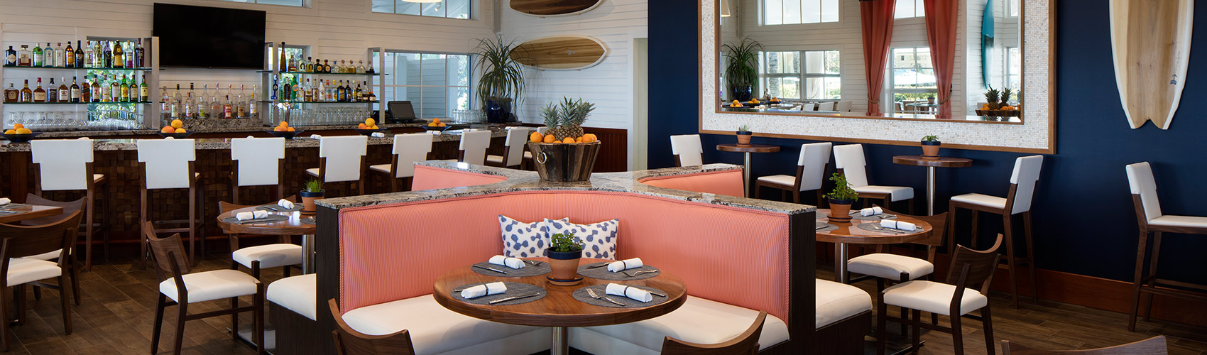 Ocean House dining room