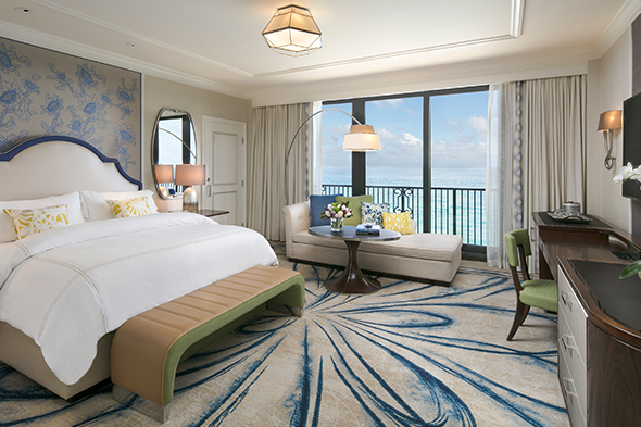 Atlantic Guest Room with Oceanfront View