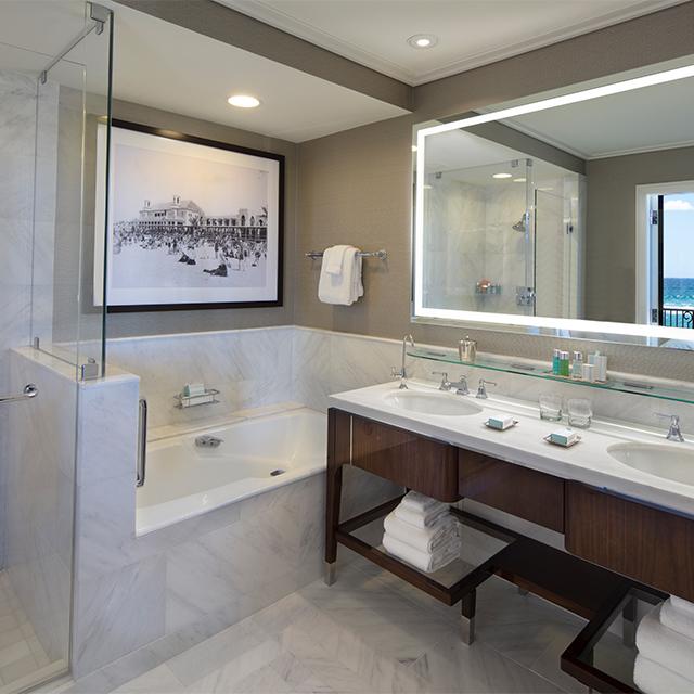 Atlantic Suite bathroom