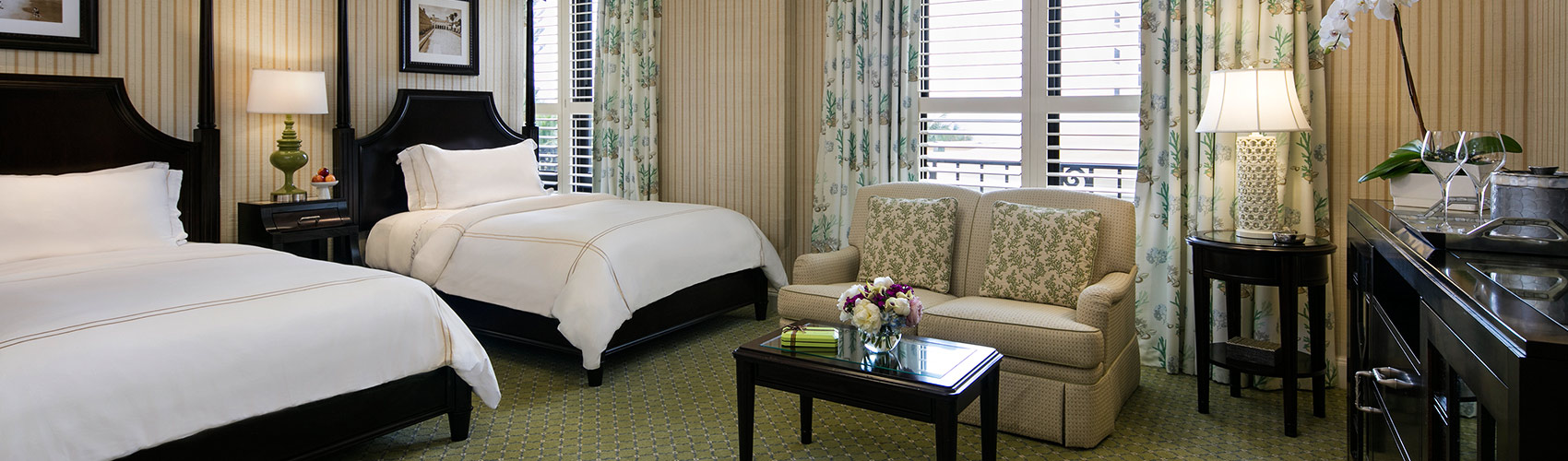Junior Suite with Resort View and Double Beds