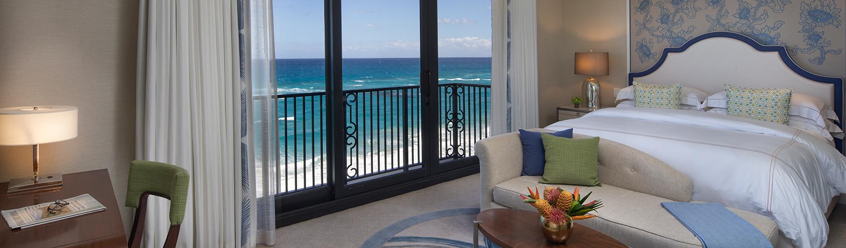 Atlantic Suite bedroom