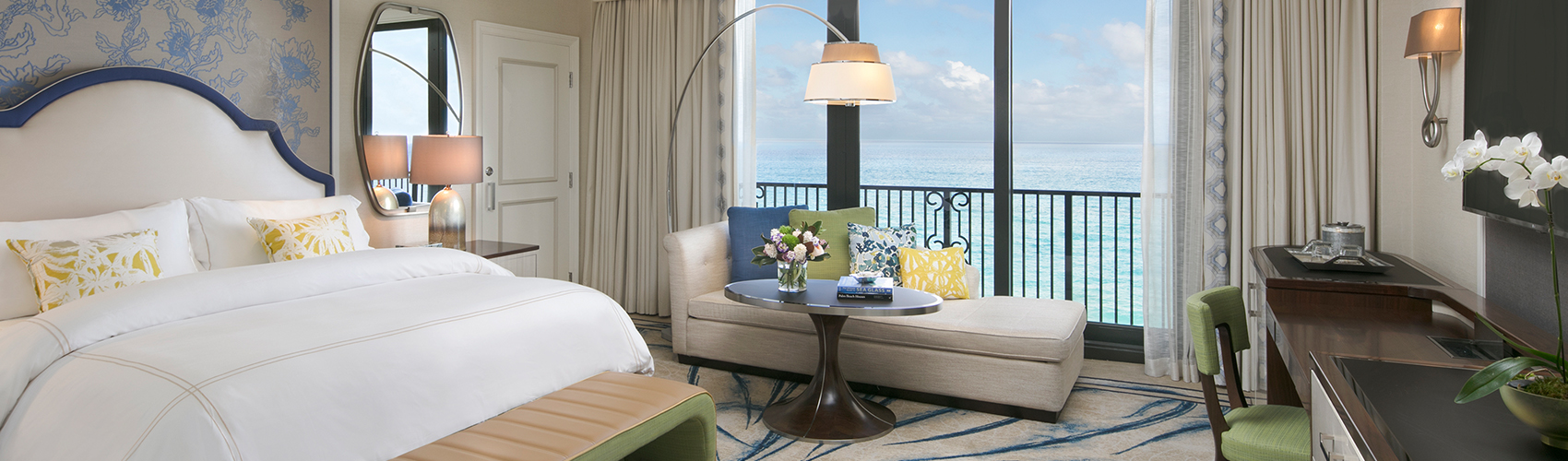 Accessible Guest Room Oceanfront View