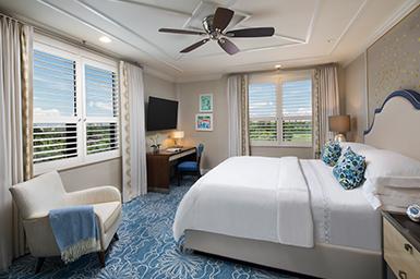 Deluxe Suite with Resort View