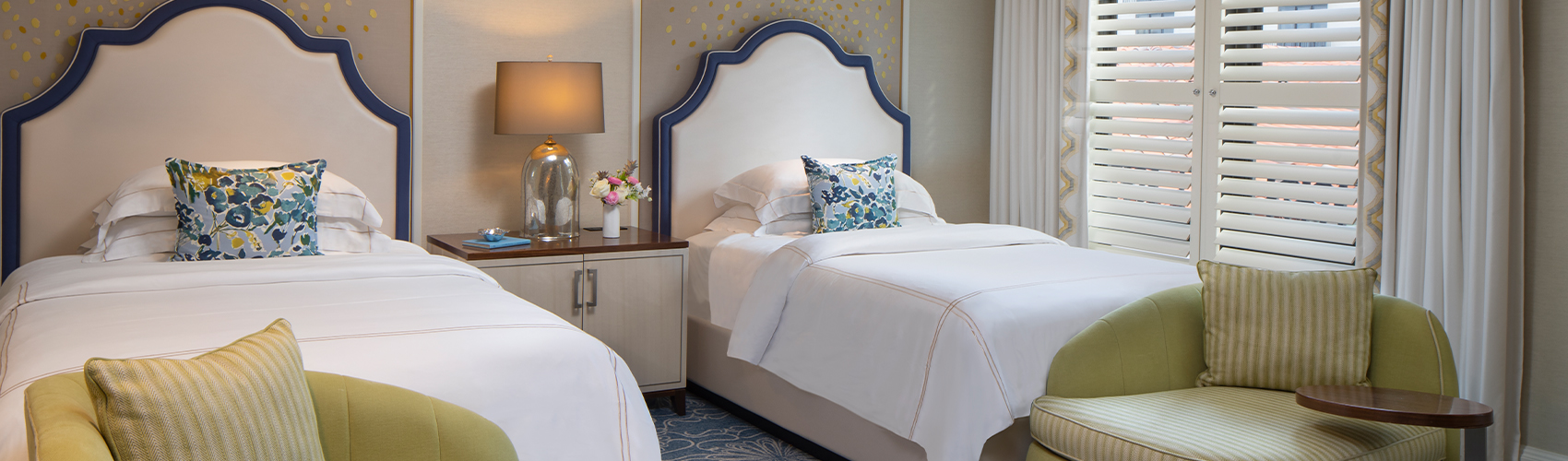 Deluxe Guest Room with Resort View and Double Beds