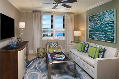 Classic Suite with Resort View