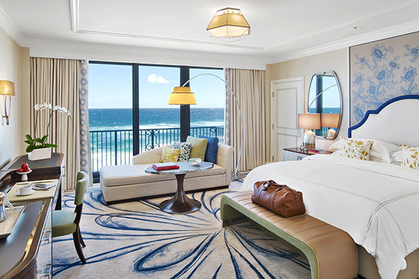 The Breakers Atlantic Guest Room with Oceanfront View