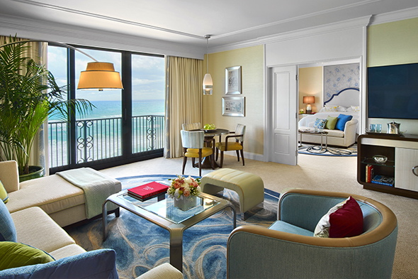Premium Atlantic Suite with Oceanfront View