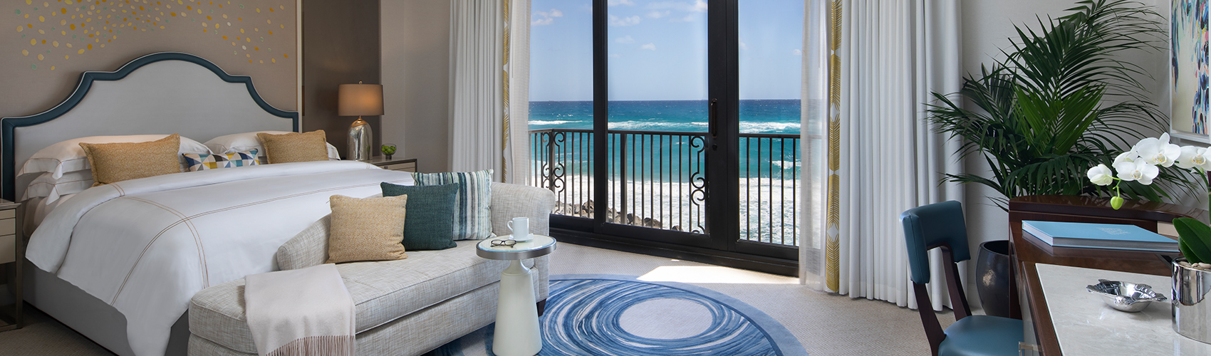 Executive Suite with Ocean View Bedroom