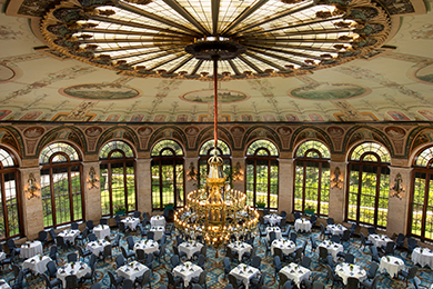 The Circle at The Breakers