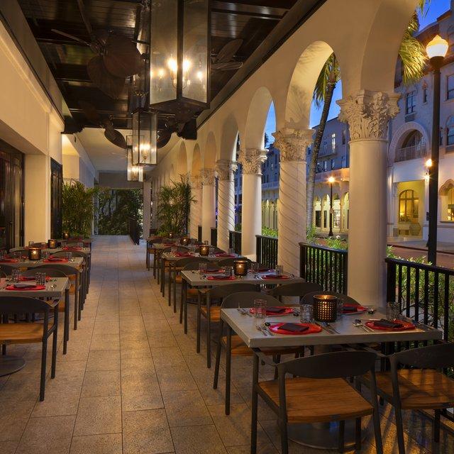 Echo Palm Beach - Terrace