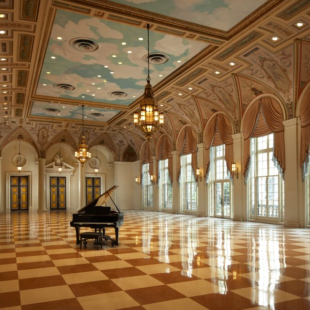 Mediterranean Ballroom at The Breakers