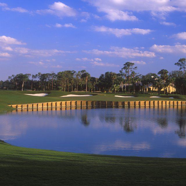 The Breakers Rees Jones® Course 8th hole