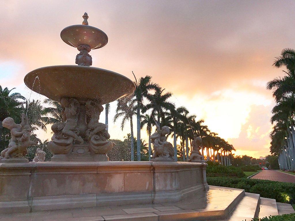 The Breakers Florentine Fountain