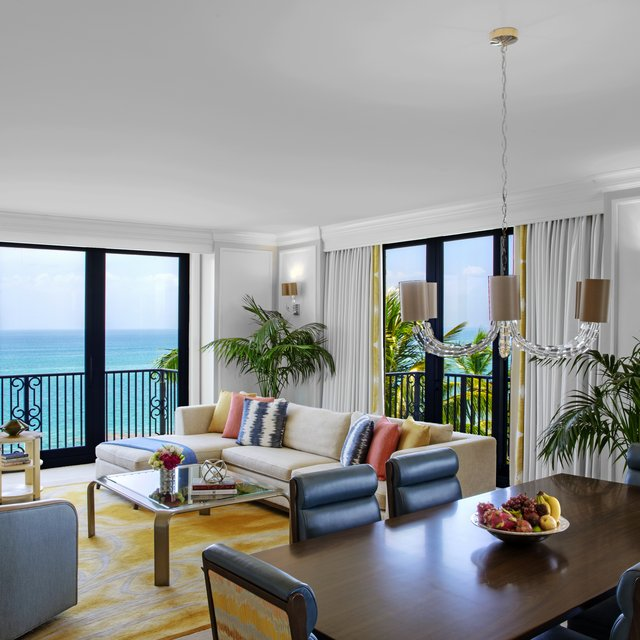 The Breakers Royal Poinciana Suite with Oceanfront View