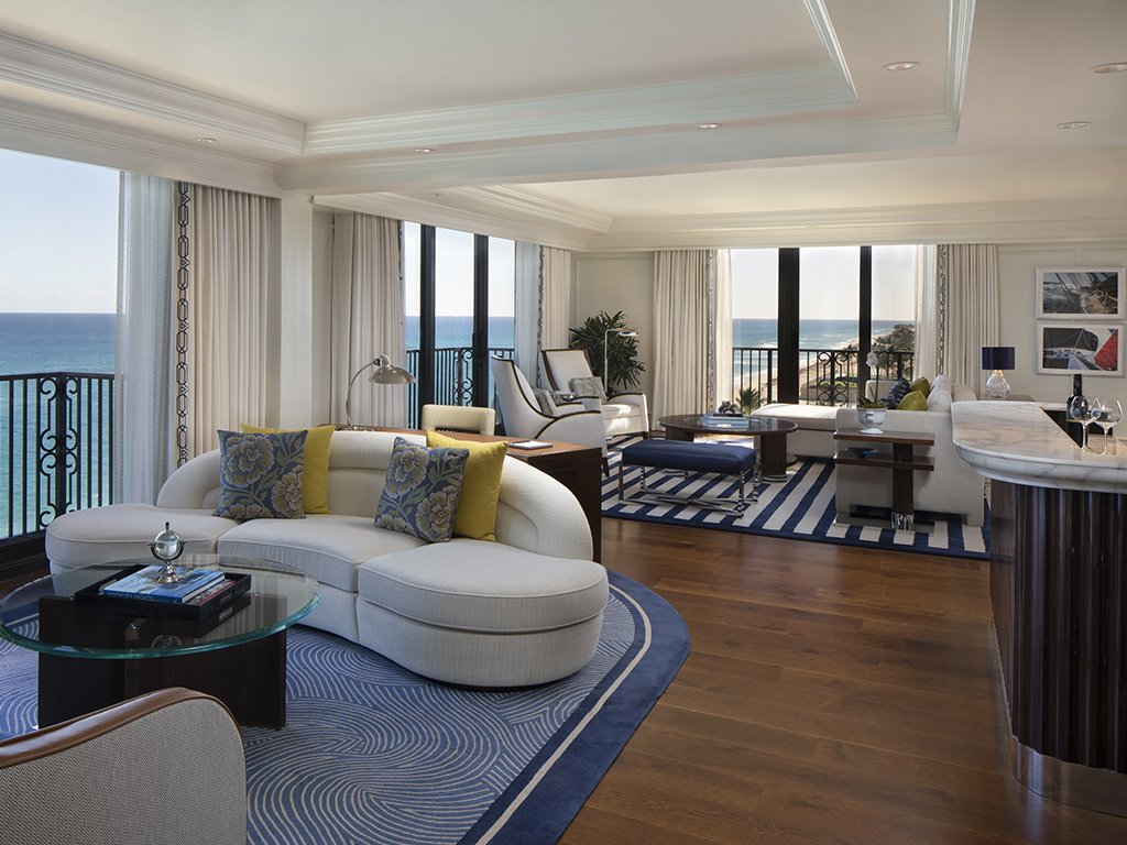 The Breakers Imperial Suite with Oceanfront View