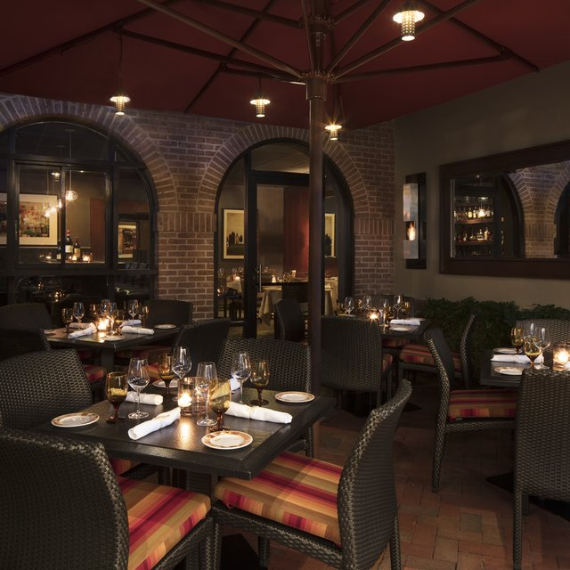 The Italian Restaurant Patio