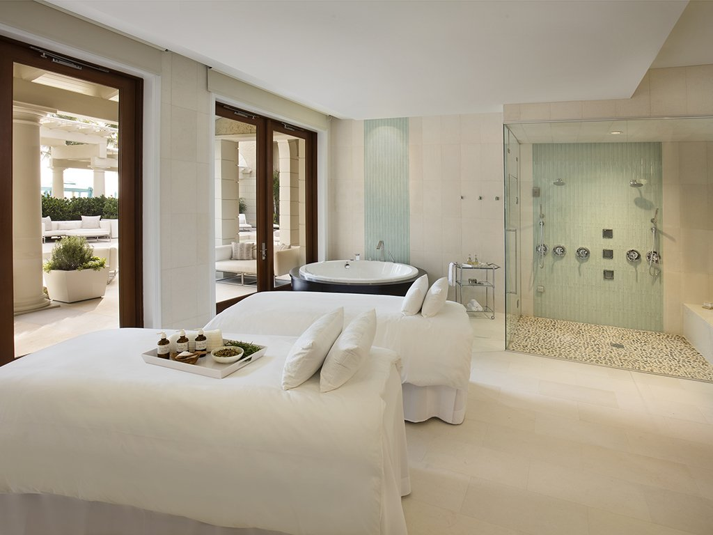 Private Spa Suite at The Spa at The Breakers