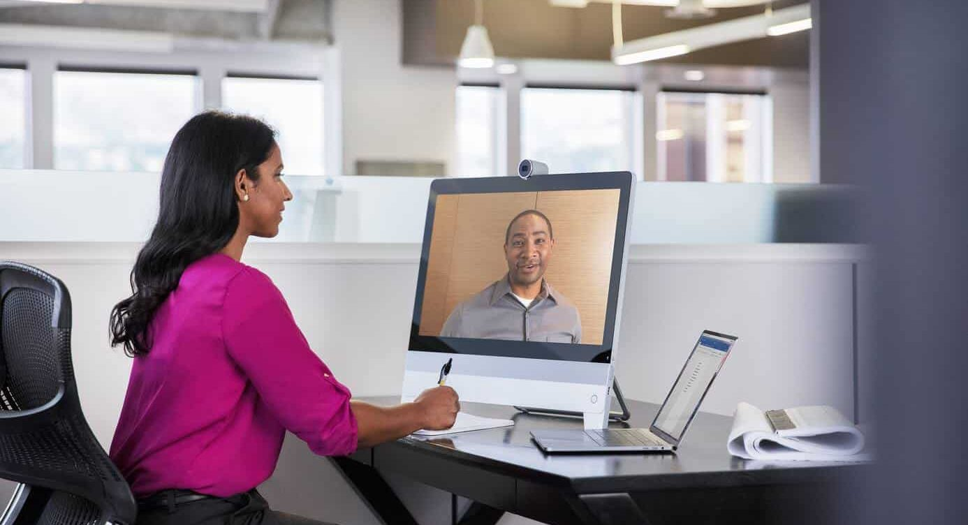 secure video conferencing solution