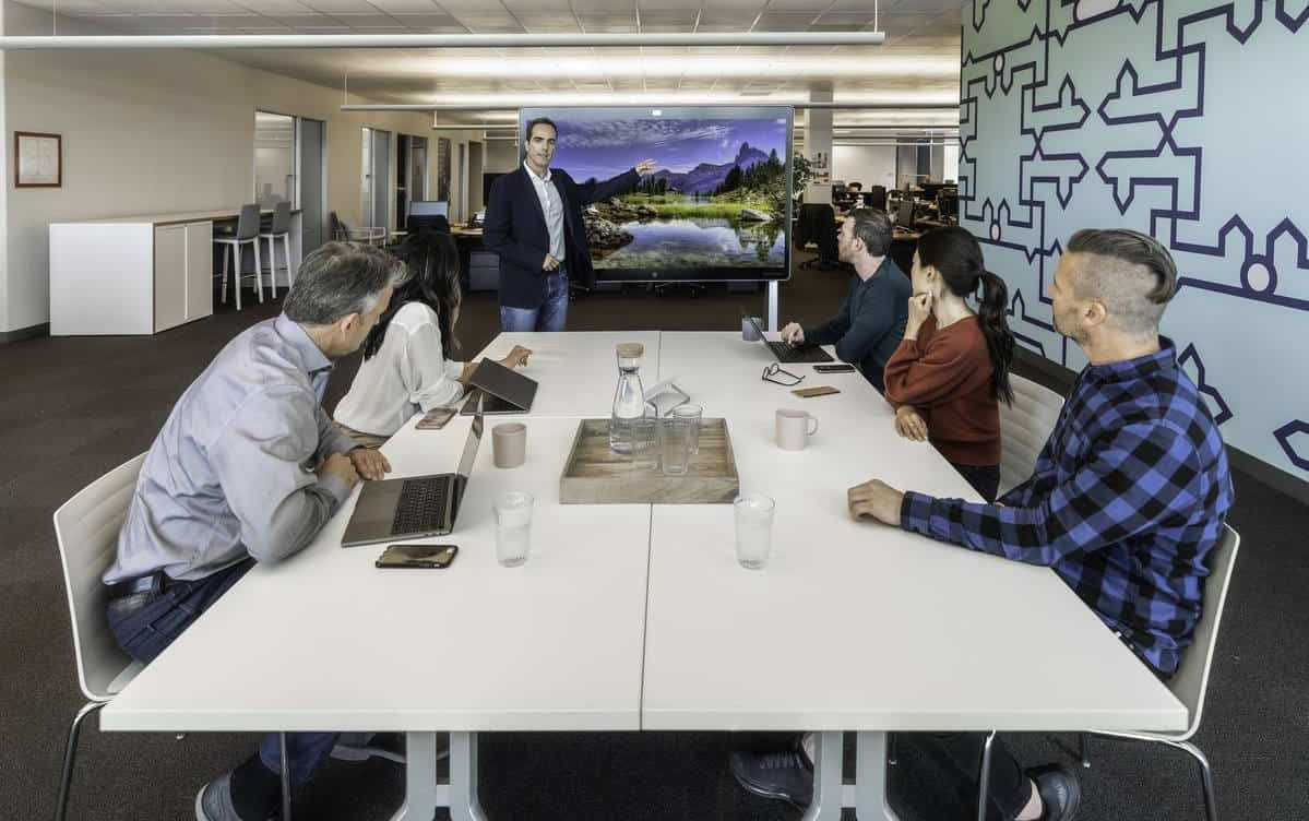 October Release of Webex RoomOS: conferencing devices