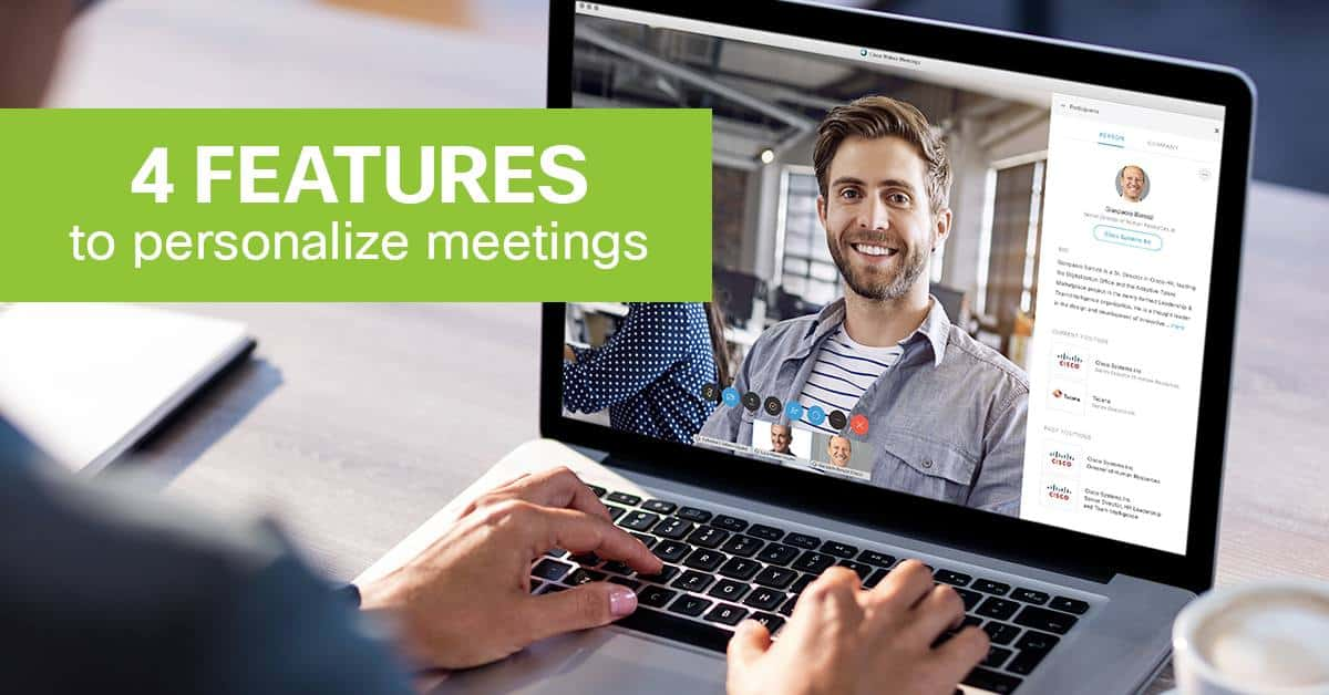 Personalize your team meetings with these top four screen sharing features