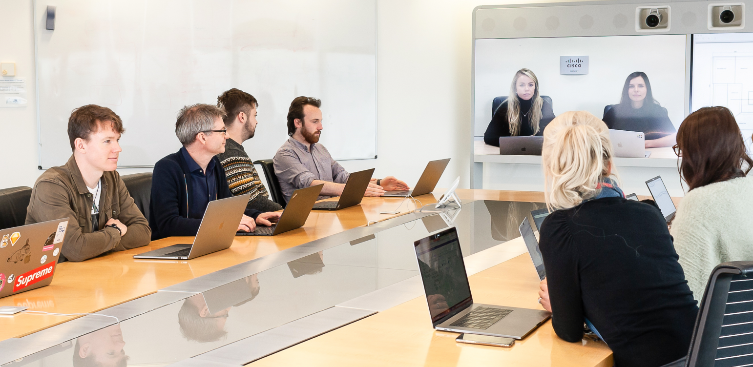 February update of Webex Teams