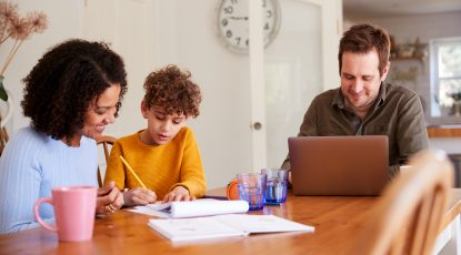 6 tips for working from home with kids