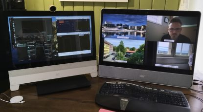 A broadcasters How to Guide to live stream Webex