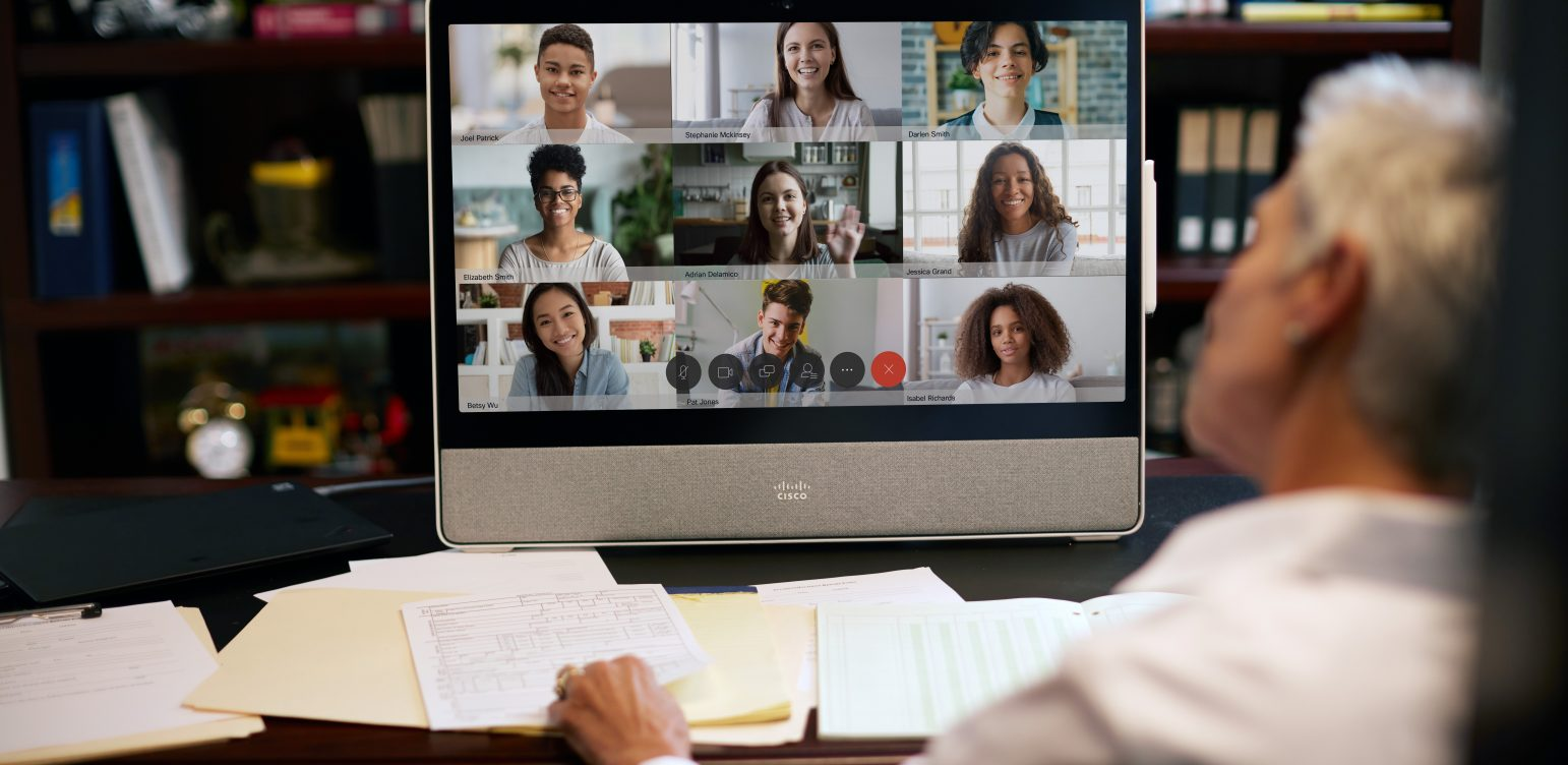 Webex for Education and Cisco Webex