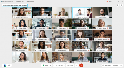 What's new in Webex: October 2020