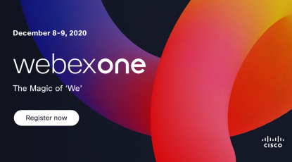 Top 10 reasons I'm excited about WebexOne