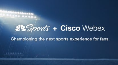 What's possible when the worlds of sports and technology play together…