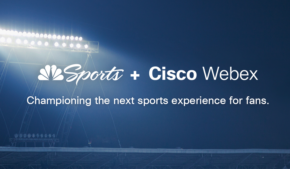 NBC sports and Cisco