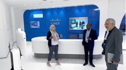 Webex and walk: Mobile, intelligent collaboration for hybrid work