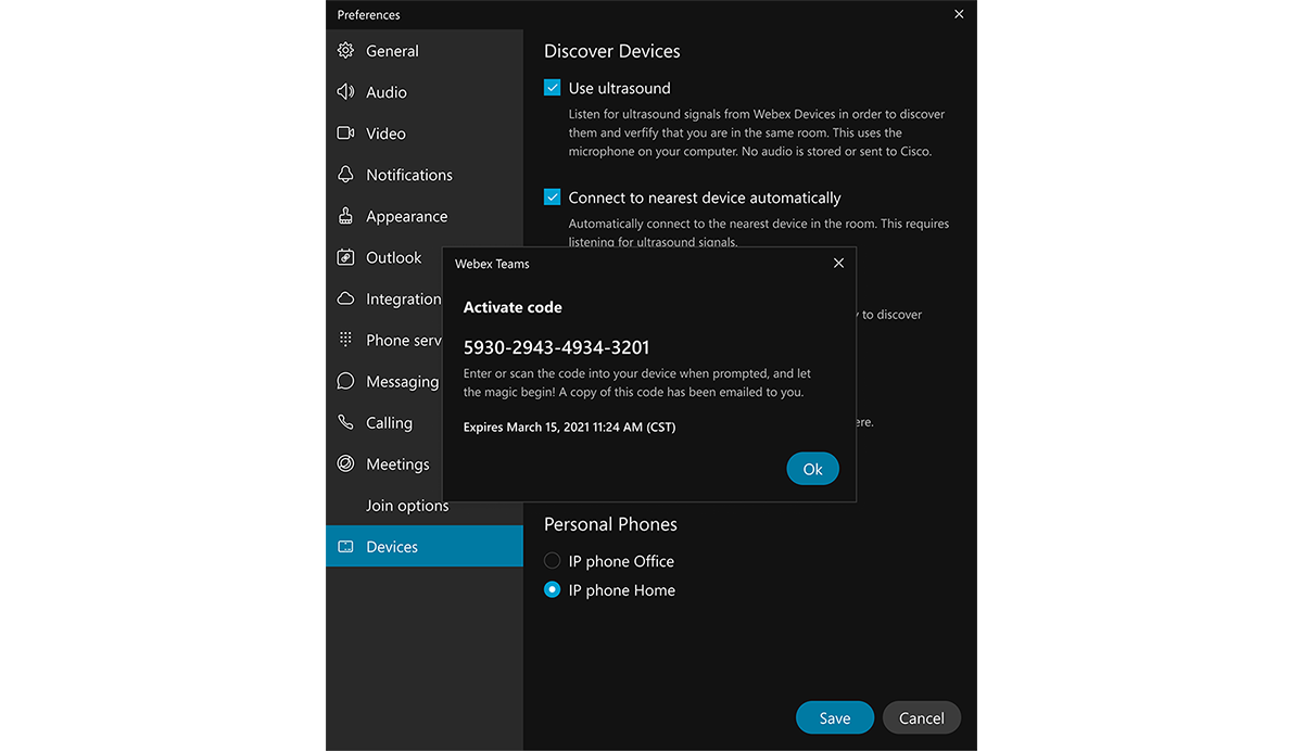Generate Personal Device Activation Code on Teams_dark_2-cropped-600(4)