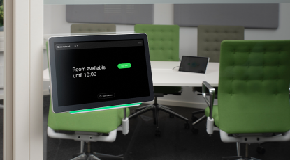 Room booking in the hybrid office: infuse intelligence into meeting spaces like a pro