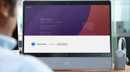 What's new in RoomOS: July update