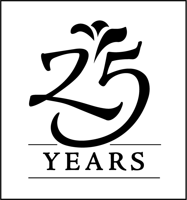 Wyndemere 25 Years logo