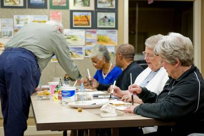 Volunteer Opportunities at Wyndemere Keep Seniors Active and Engaged