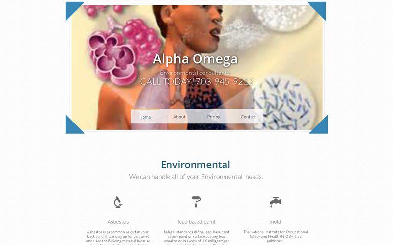 Alpha Omega Environmental