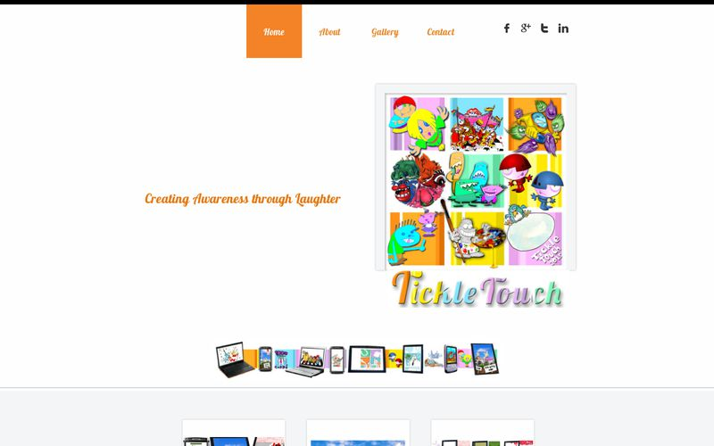 tickletouch