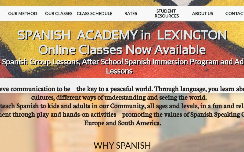 Spanish Academy in Lexington