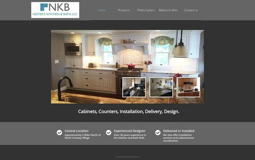 Cabinets, Counters, Installation, Delivery, Design