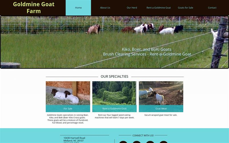 Goldmine Goat Farm